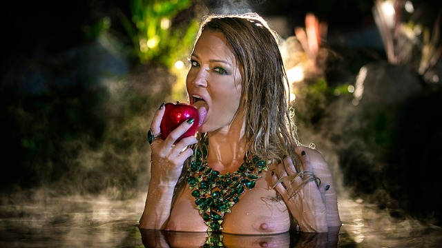 "Wicked - ""Jessica Drake Is Wicked ""Anna Bell Peaks, Brandy Aniston, Jessica Drake And Others Dropping Interracial Blowbang"