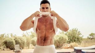 Men - Men In Ibiza Part 1 Juan Lopez And Paddy O'Brian Sucking Big Dick