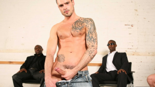Men - Bashed And Furious Nice Fuck Issac Jones And Paddy O'Brian