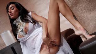 Wicked - Star Wars XXX: A Porn Parody, Scene 4 Cowgirl Gia Dimarco And Rihanna Rimes