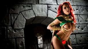 Wicked - Batman V Superman XXX: An Axel Braun Parody, Scene 1 Britney Amber Indoors