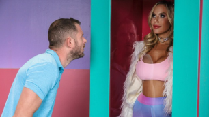 Olivia Austin Pounces On His Dick In All Dolled Up: Gonzo Edition