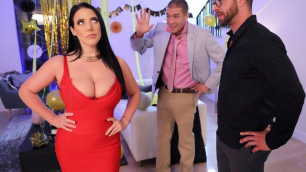 Angela White Will Take It Anyway In Fappy New Year