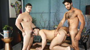 Men - Nostalgia Part 3 Blaze Austin, Diego Sans And Tobias Hot Boys Fucks