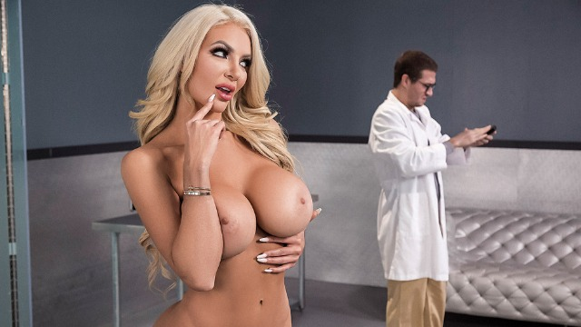 Brazzers - Thawed Out And Horny Nicolette Shea