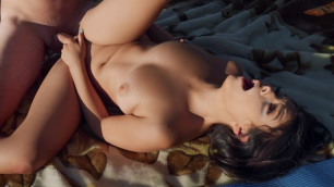 Horny Forest Fucker With Violet Starr