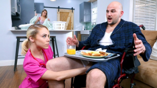 DigitalPlayground - Nurse Kimberly Moss Meals On Wheels