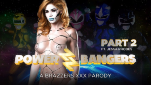 Brazzers - Jessa Rhodes And Katrina Jade In Sexy Power Bangers