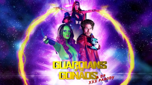 DigitalPlayground - Green Cassidy Klein In Guardians of The Gonads A DP XXX Parody