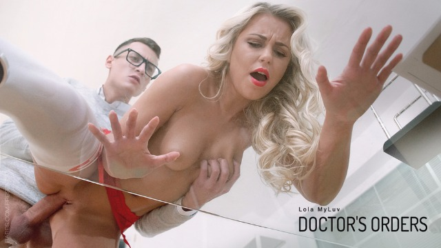 Babes - Doctor Lola MyLuv Received A Personalized Order For Sex