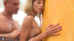 21Sextury - Ioana Always Has A Wild Appetite For Anal Sex.