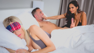 For Ava Addams  Voyeurism Isn't Enough In  Vacay Lay