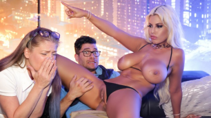 Please Don't Touch Bridgette B And Her Tits 6