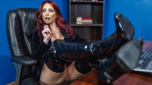 These Monique Alexander's Boots Were Made For Big Fucking