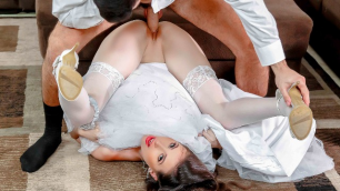 Wedding Sexy Belle Casey Calvert Scene 2