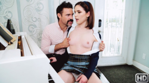 Reality Kings - Maddie Winters's Piano Teacher Is A Hard Pervert