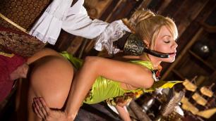 Wicked - Peter Pan XXX: An Axel Braun Parody, Scene 2 Riley Steele Reverse Cowgirl