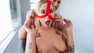 Reality Kings - Blonde Stella Raee Goes On Shopping Spree