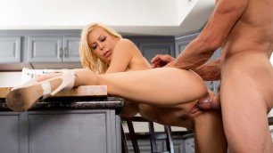 Wicked - A Little Help From My Friends, Scene 5, Alexis Fawx Sucking Cock
