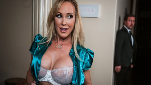 Digital Playground - Bodyguard Bangs MILF Brandi Love