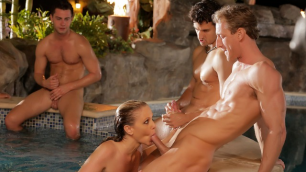 Wicked -  Cabana Cougar Club, Scene 3 Julia Ann Face Fuck