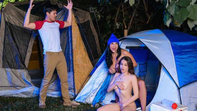 Campfire Chaperone Missy Martinez And Liv Wild Having Sex