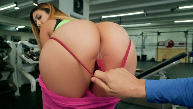 Serena Skye Knows A Better Workout