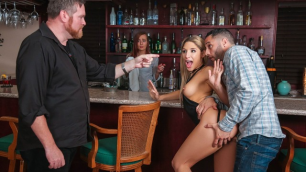 Abella Danger Fuck Like A Pro - Bouncing Her Ass On That Dick