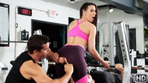 Rachel's Starr Boyfriend Could Not Resist Her Juicy Pussy