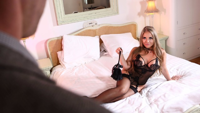 The Mischievous Maid Alessandra Jane With Big Boobs Fucked By Her Boss