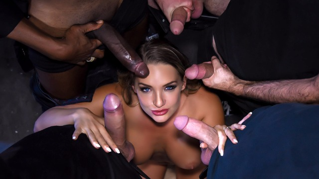 Brazzers - Insatiable Cali Carter In The Exxxceptions: Episode 1
