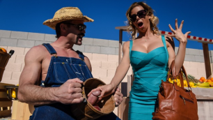 Brazzers - Alexis Fawx's Tits Plump As A Peach