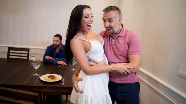 Brazzers - Busty Pornstar Rachel Starr In Chastity Chase