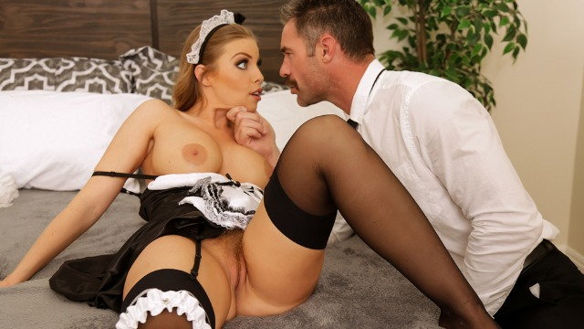 Brazzers - What A Dirty Maid Britney Amber Wants