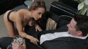 Wicked - Sinner's Ball, Scene 8 Chanel Preston Handjob