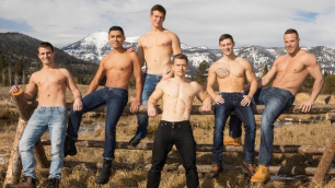 Seancody - Wyoming Getaway: Part 5 Orgy Jack , Deacon, Lane And Other