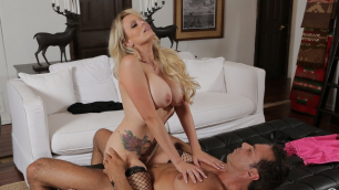 Wicked - The Bait, Scene 5 Stormy Daniels Fucking On Top