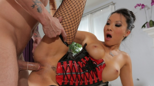 Wicked - Nothing but Trouble, Scene 1 Asa Akira Asian Sucks
