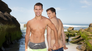 Seancody - Malcolm And Jayden: Bareback Develops An Ass