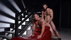 Men - Master Jarec Wentworth And Sebastian Young Teaches How To Fuck