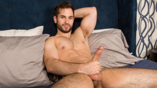 Seancody - Vincent Masturbation With A Toy