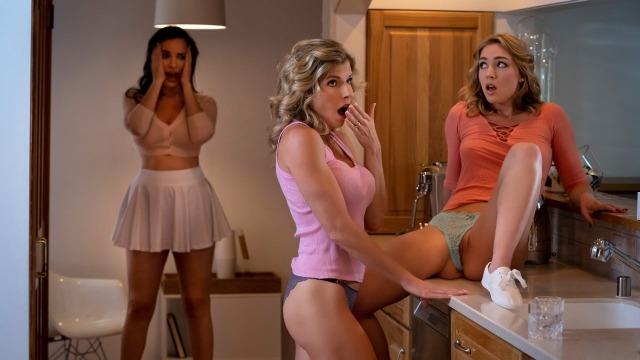 Twistys - Zoey Taylor Seduced Girlfriend Cory Chase And Dana DeArmond Swap 2