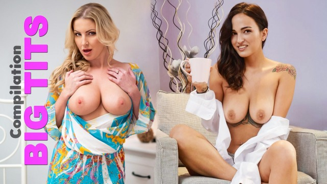Big Tits Beauties Connie Carter, Rita Peach And Others
