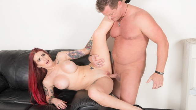 Devils Film - Tana Lea With Big Tits Solves The Issues Right In The Office 4