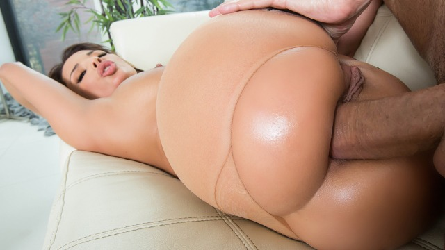 Brazzers - Anissa Kate In Juicy Pantyhose In Fucking French Seams