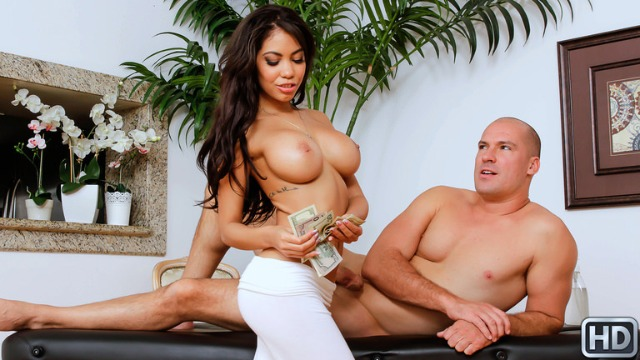 Reality Kings - Busty Latina Shay Evans Lubed Me