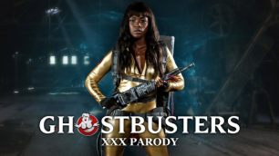 Hunters Abigail Mac Ana Foxxx And Other Girls In Ghostbusters XXX Parody: Part 2