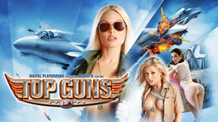 Best Female Fighter Pilots Jesse Jane, Kayden Kross And Other Pornstars In Top Guns