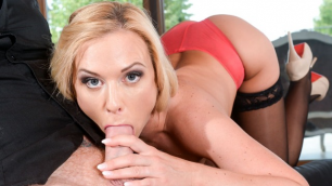 21Sextury - Vinna Reed's Talent Is Suck Cock