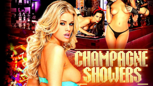 Digital Playground - Alektra Blue, Breanne Benson And Other Pornstars In Champagne Showers